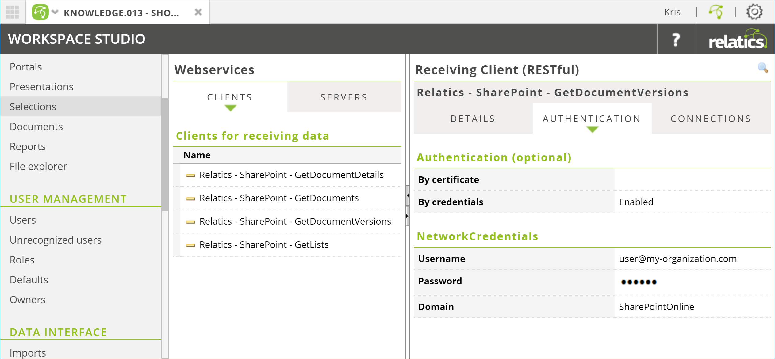 03_relatics-sharepoint-details-authentication